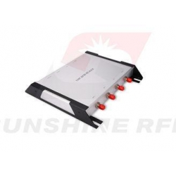 China 4 Port Rfid Reader USB / RS232 / RS485 / Ethernet Communication Interface on sale