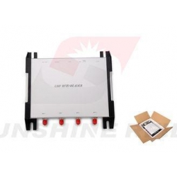 China Durable 4 Ports Long Distance RFID Reader USB / RS232 / RS485 / Ethernet on sale