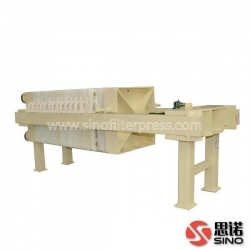 China Plate & Frame Filter Press on sale