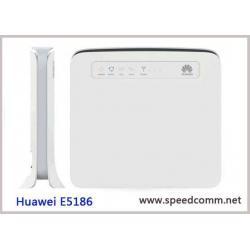 China 3G HSPA Modem Huawei E5186 4G Cat6 CPE on sale