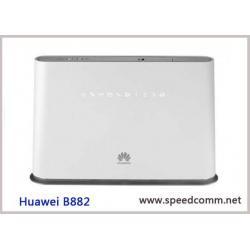 China 3G HSPA Modem Huawei B882 4G LTE CPE on sale