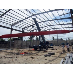 China Heavy Engineering Steel Structure Warehouse Construction on sale