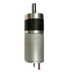 China Industrial Dc Electric Motors / Permanent Magnet Brushed Dc Motor 12*24mm on sale