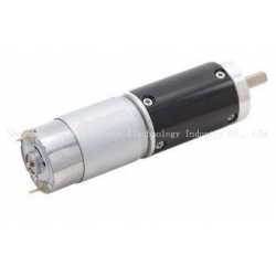 China 28mm 24 Volt Dc Planetary Geared Motor , 24v Dc Motor High Torque Low Speed on sale