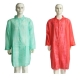 Waterproof Disposable Lab Coats PP+PE Coating Non Woven Gowns With Or Without Pockets