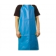 PVC Safety Safety Aprons Industrial Waterproof , Blue Splash Proof Apron
