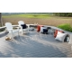 China Uv ResistantHollow Decking on sale