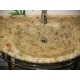 China Domestic granite Washbasin on sale