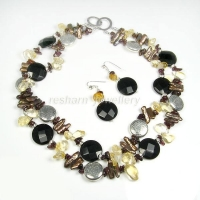 China Fashion Jewelry Natural Stones Jewel... SE0026 on sale