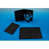 China 14MM DVD CASE FOR 3DISCS on sale