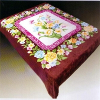 China polyester blanket polyester blanket on sale