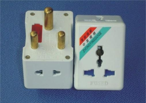 China 15Athree pins versatile , current altering 10AOrder No:NO.W115Product Class:Plug series