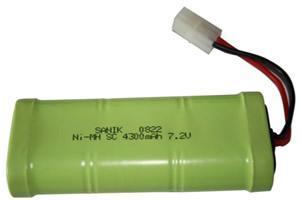 China Power Tools Batteries SC4300mAh 7.2V on sale