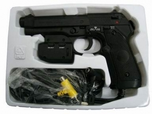 China PS2 game light gun on sale