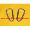 China 100pcs 5# aluminum alloy Carabiner V1 for sale