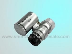 China LED white light+ UV LED Magnifying Glass(9882) on sale
