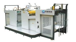 China Automatic No Plastic Laminating machine on sale