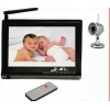 China 7inchNightVisionBabyMonitor for sale