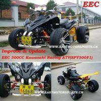 EEC 300CC Improve Kawasaki Racing Quad(SPY300F1)
