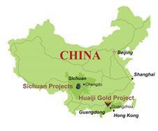 China Huaiji Gold Project on sale