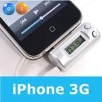 China FM Transmitter for iPhone 3G,iPhone & iPod on sale