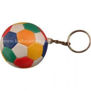 China Stuffed soft  ball keychain KB004 on sale