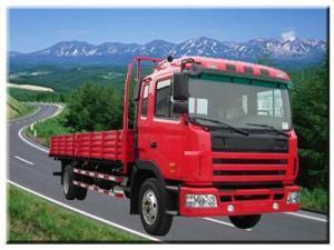 China Heavy Truck 4X2 Heavy Cargo Truck on sale