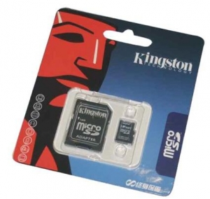 China Kingston Micro SD/TF Card on sale