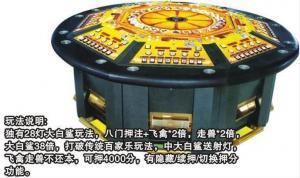 China Daikin Shark Game on sale