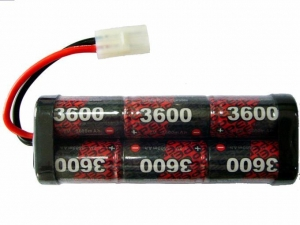 China Batteries and chargers NI-MH Electric RC Car battery series on sale