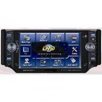 5inch GPS DVD+ Bluetooth+Touch+TV+ DVD+DIVX+Radio+USB/SD slot