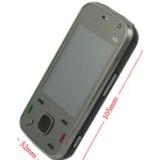 China TV Mobilephone Product Quadband Cellphone N86 [Order it!] on sale
