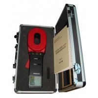 China Insulation and earth resistanc GDCR2000G Clamp Ground Resistance Tester on sale