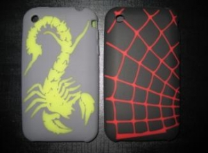 China Iphone cases Product range: Iphone silicone case(RS-002) on sale