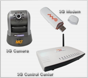 China 3G Phone Video surveillance System on sale