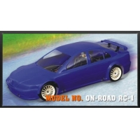 China Radio-controlled Petrol Car 1:5 Scale R/C GAS CAR RC-1 on sale