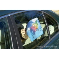 China Static sticker Car Static sunshade sticker on sale