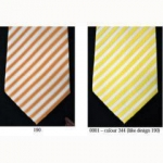 Narrow Ties (7) Woven Skinny Tie - ST-36