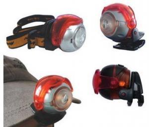 China LED CAMPING LIGHT LED Cap Lamp HL-CAP-007 Model No: HL-CAP-007 on sale
