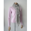 China Cashmere Knitting Scarf Ladies 100% Cashmere Knitted Scarf for sale