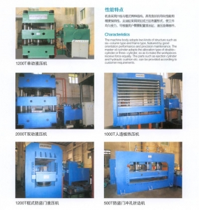 China YK33 Security Door Hydraulic Machine Series on sale
