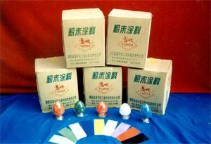 China Thermosetting powder coating on sale