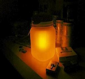 China Solar Sun jar KYKD-H803 on sale