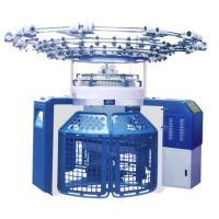 Computerized Single Jacquard Knitting Machine