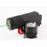 China Green laser sight and flashlight Combo on sale
