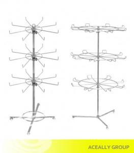 China Metal Display Rack Mini Spinner Display Rack on sale