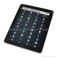 10.2 inch Resistive Touch Screen with 1.0G Hz WiFi & 3G Ready