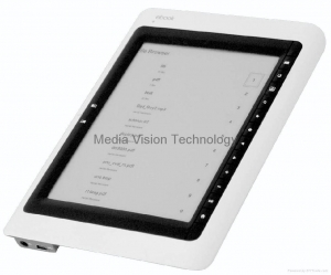 China 6.0 Inch eBook Reader with up to 16GB Memory + Support Adobe DRM on sale
