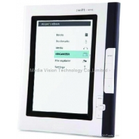 LINUX OSD E-Reader with 7.0 Inch Color Screen & HD Video + Adobe DRM Support
