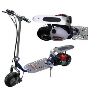 China Gas Scooter HL-G13 on sale